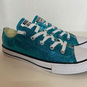 Converse Kids' Chuck Taylor All Star Glitter